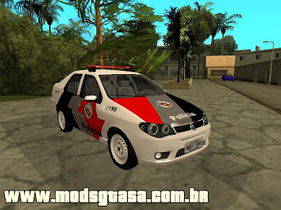 Sons Acura on Mods Gta San Andreas   Fiat Siena Hlx Pmesp