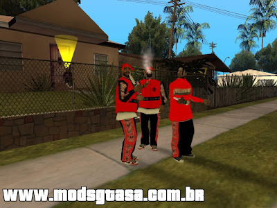 Sons Acura on Mods Gta San Andreas   Groove   Ra  A Rubro Negra