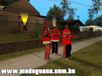 Sons Acura on Mods Gta San Andreas   Groove   Ra  A Rubro Negra