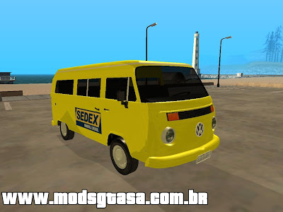 Acura  West on Mods Gta San Andreas   Vw Kombi Sedex