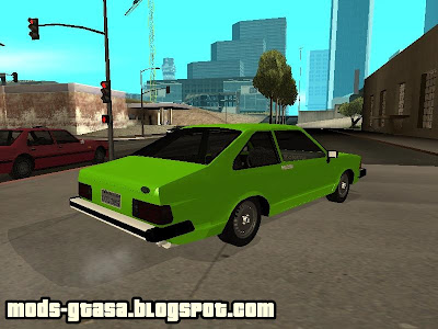 Ford Corcel II BETA para GTA San Andreas