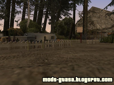 Mount Chillad Ferien Resort para GTA San Andreas