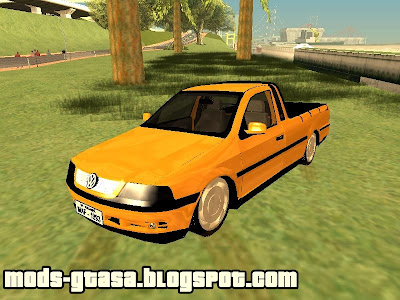 VW Saveiro G3 Super Surf para GTA San Andreas