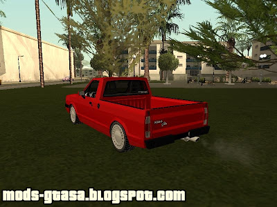 Ford Pampa Ghia 1.8 Turbo para GTA San Andreas