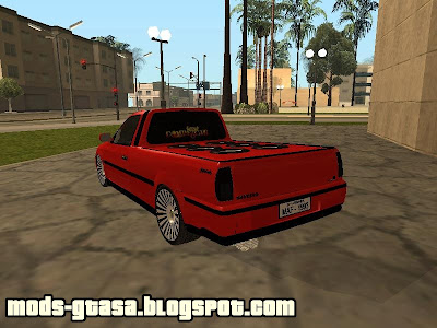 VW Saveiro G3 Edition para GTA San Andreas