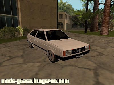 Acura  West on Mods Gta San Andreas   Vw Gol Ls 1986