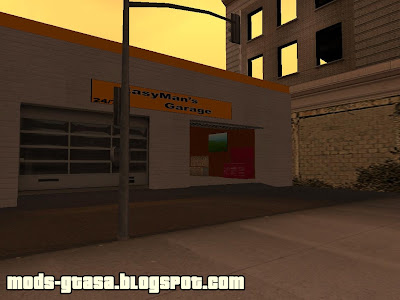 New SF Service para GTA San Andreas
