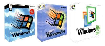 3em1 Windows 95 + 98 + ME