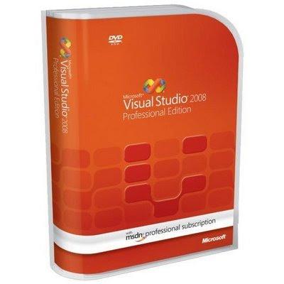 visual Visual Studio 2008