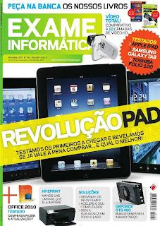 Revista%2BExame%2BInformica%2B %2BNovembro%2B2010 Download   Revista Exame Informática – Novembro 2010