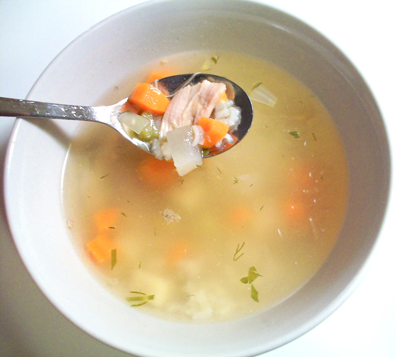 chicken soup we have all heard that chicken soup is good for the sick