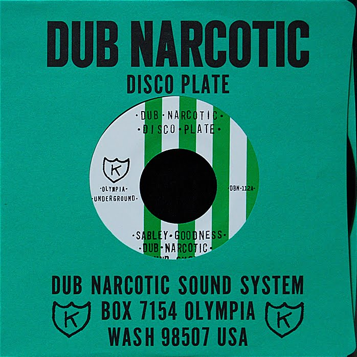 Dub Narcotic Sound System - Hands On The Dial