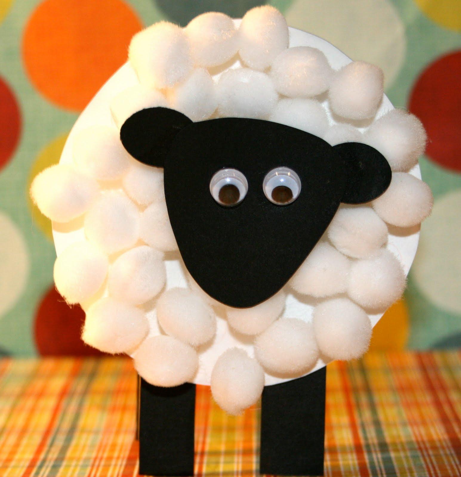 lamb crafts for preschoolers smart bottom enterprises kit 659