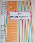School Memories Book Kit or Directions
