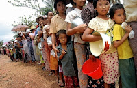 >Images in Burma on May 12