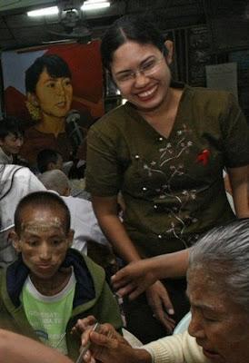 >Phyu Phyu Thinn returns