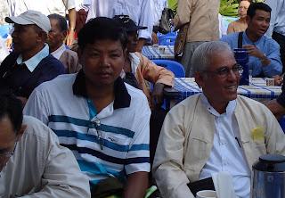 >where is Tin Maung Oo?
