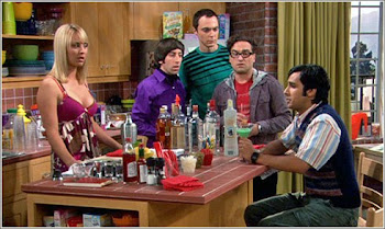 The Big Bang Theory !