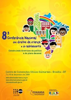 Conanda promove conferência sobre promoção, proteção e defesa dos direitos dos jovens e adolescentes