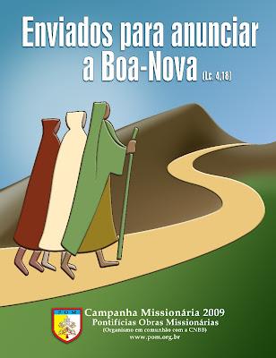 CAMPANHA MISSIONÁRIA – OUTUBRO 2009