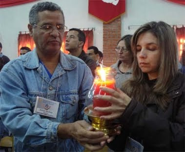 Encontro Missionário Regional anima a cidade de Nazaré Paulista-SP.