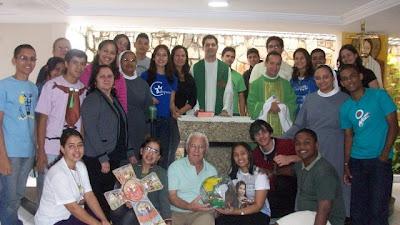 Encontro da JM do Regional NE2 da CNBB em Caruaru/PE - 06 a 08/08/2010