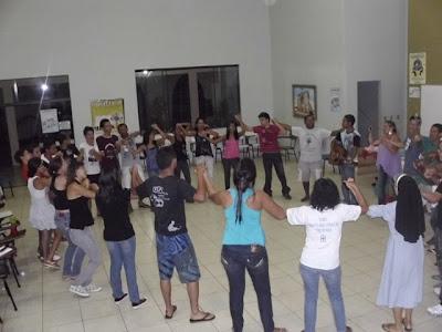 2º Encontro Estadual da JM, em Tocantins - 20 a 22/08/2010