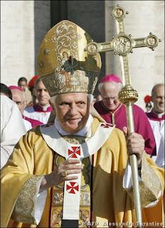 Papa pede aos bispos brasileiros esforço para 'nova evangelização'