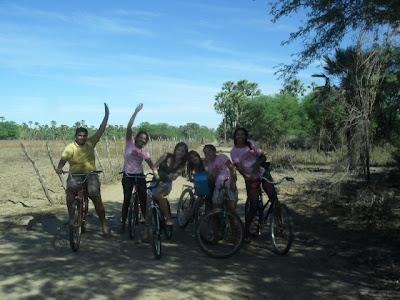 Encontro da JM em Ipanguçu/RN