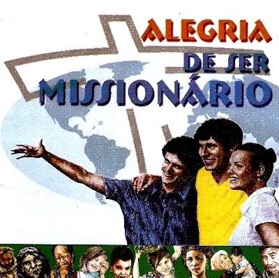 CD – Alegria de Ser Missionário