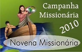 Novena Missionária em Fortaleza/CE