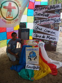 "JM participa de ""Festa da Vida"" no Ceará"