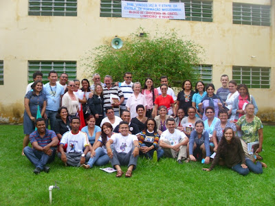 IAM e JM participam de Escola de Formação Missionária no Ceará