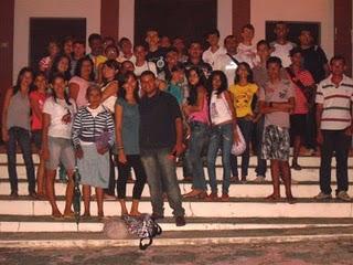 Missão no distrito do Jacú-Mirin dos Secundos, no Rio Grande do Norte