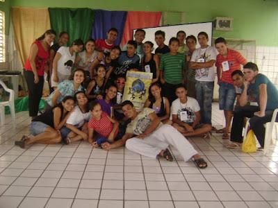 Juventude Missionária em Orós/CE