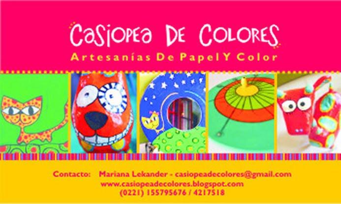 CaSiOpEa dE CoLoReS