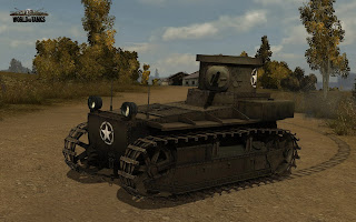 World of Tanks Легкий танк США