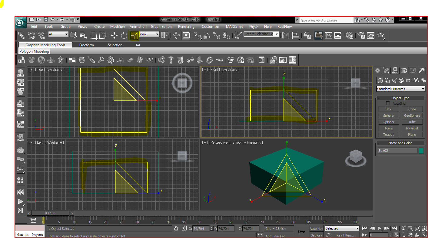 Ds Max Viewport Canvas Paint A Pattern