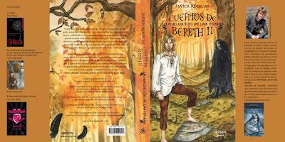 """""""Cuentos de Bereth 2: La Maldición de las Musas"""", portada y concurso"""