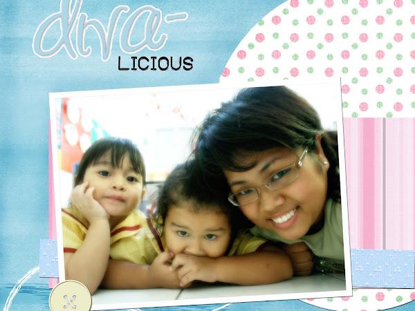 3 Diva-licious