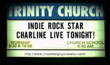 The Gig I Played at Trinity Church