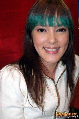 Cathy Sharon Hair Style