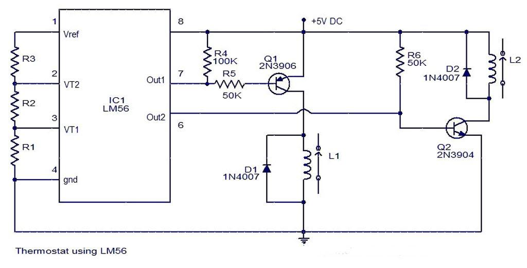 Simple Project Circuit - Merzie.net
