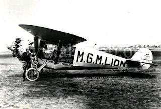 Avión MGM