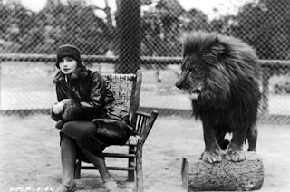 Greta Garbo y Jackie