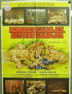 Hombres salvajes, bestias salvajes (1975)