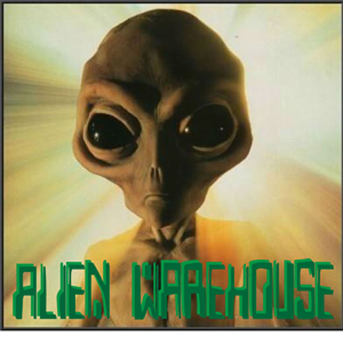 Alien Warehouse