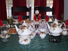 Christmas Tea 2009