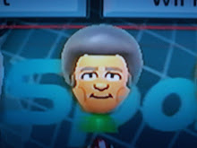 Dick's Mii Person.