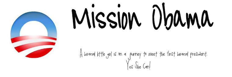 Mission Obama